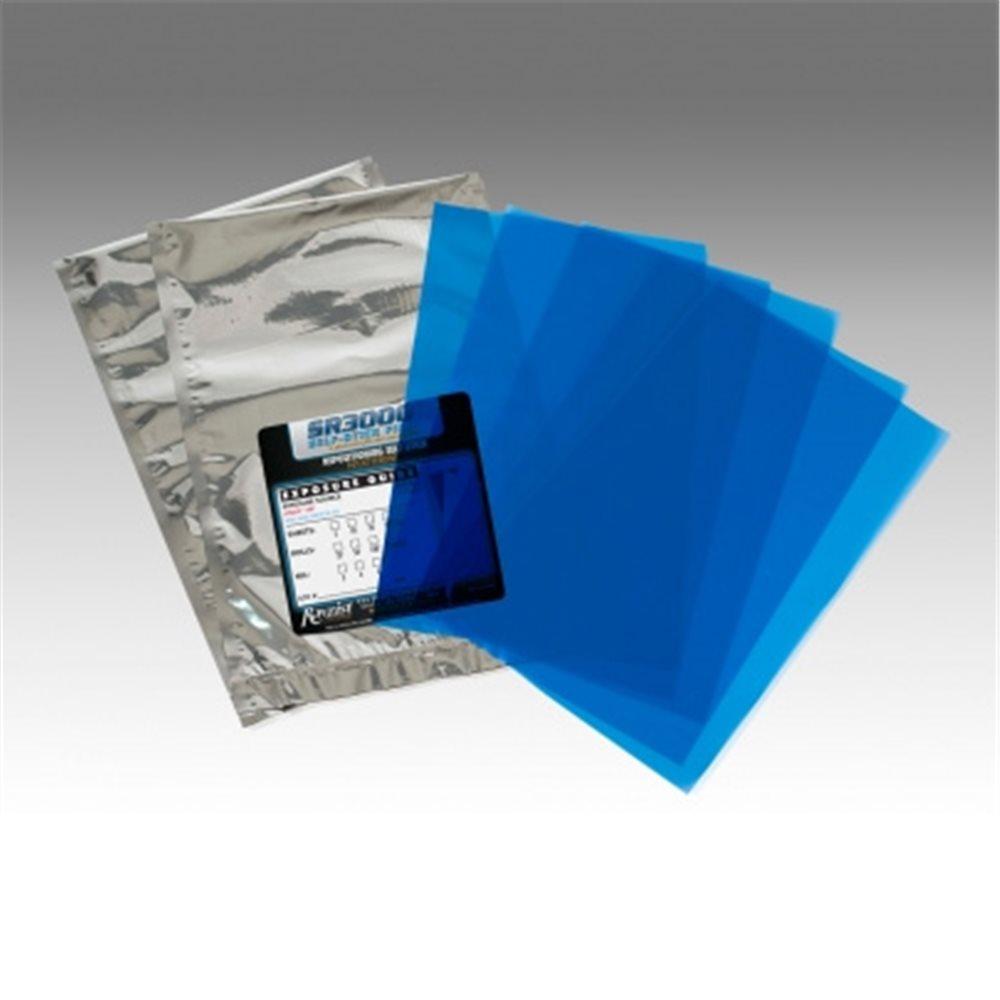 SR3000 - 4mil (100μ) - 21x35cm - 10 Blatt