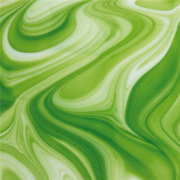 Spectrum Sour Apple - OpalArt - 3mm - Fusing Glas Tafeln