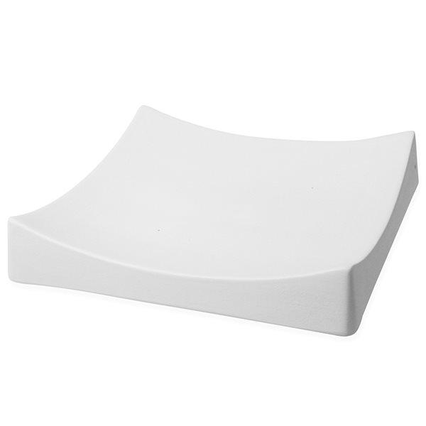 Square Slumper - 53x53.2x9.4cm - Fusing Form