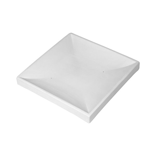 Sloped Square Plate - 17.8x17.7x2cm - Fusing Form