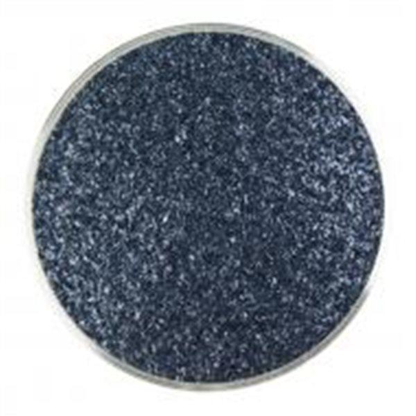 Bullseye Frit - Aventurine Blue - Fein 2.25kg - Transparent