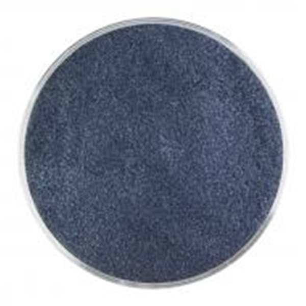 Bullseye Frit - Aventurine Blue - Mehl - 2.25kg - Transparent