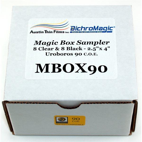Dichroic - Test Kit - 16 Stk. - 10x5cm
