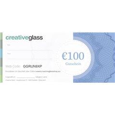Geschenk Gutschein 100 EUR