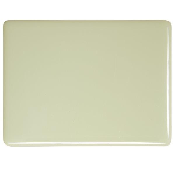 Bullseye Artichoke - Opaleszent - 2mm - Thin Rolled - Fusing Glas Tafeln
