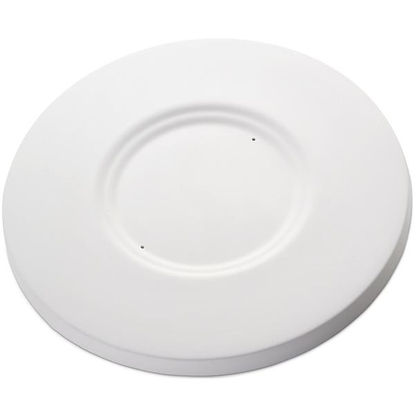 Saturn - Dessert Plate - 27.5x1.5cm - Basis: 14.5x1cm - Fusing Form