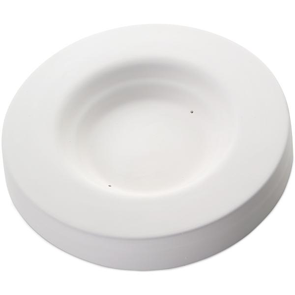 Saturn - Soup Bowl - 26.7x4cm - Basis: 15.8cm - Fusing Form