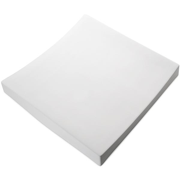 Gentle Curve - 45.7x45.7x5.9cm - Fusing Form