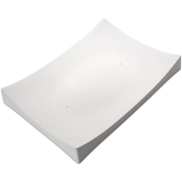 Rectangular Slumper - 42.2x30.2x5cm - Fusing Form