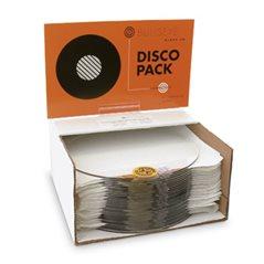 Bullseye Disco Pack - 7 Zoll (191mm) - 30 Stück