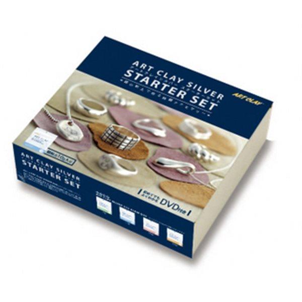 Art Clay Starter Set mit Anleitungs-DVD (PAL Format)