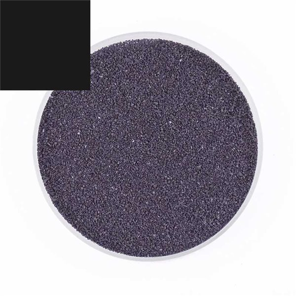 Bora Bora - Bright Black - 1kg - for Float Glass